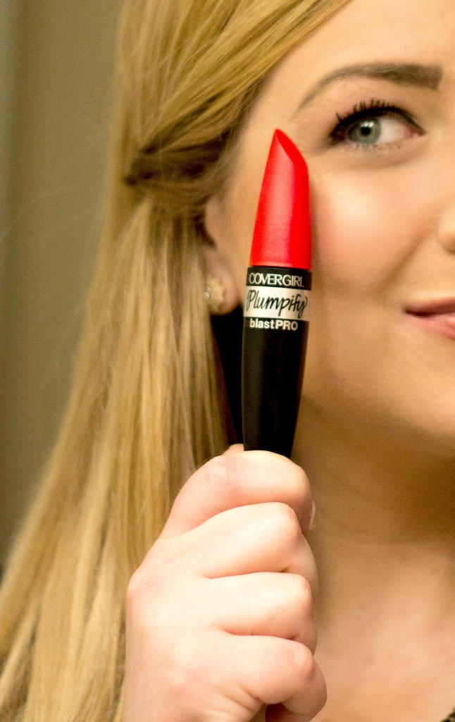 COVERGIRL Plumpify Mascara Results