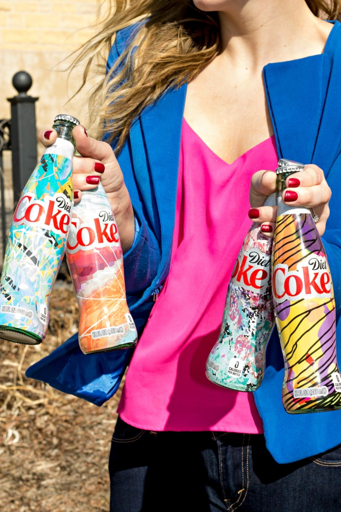 Unique Diet Coke Bottles
