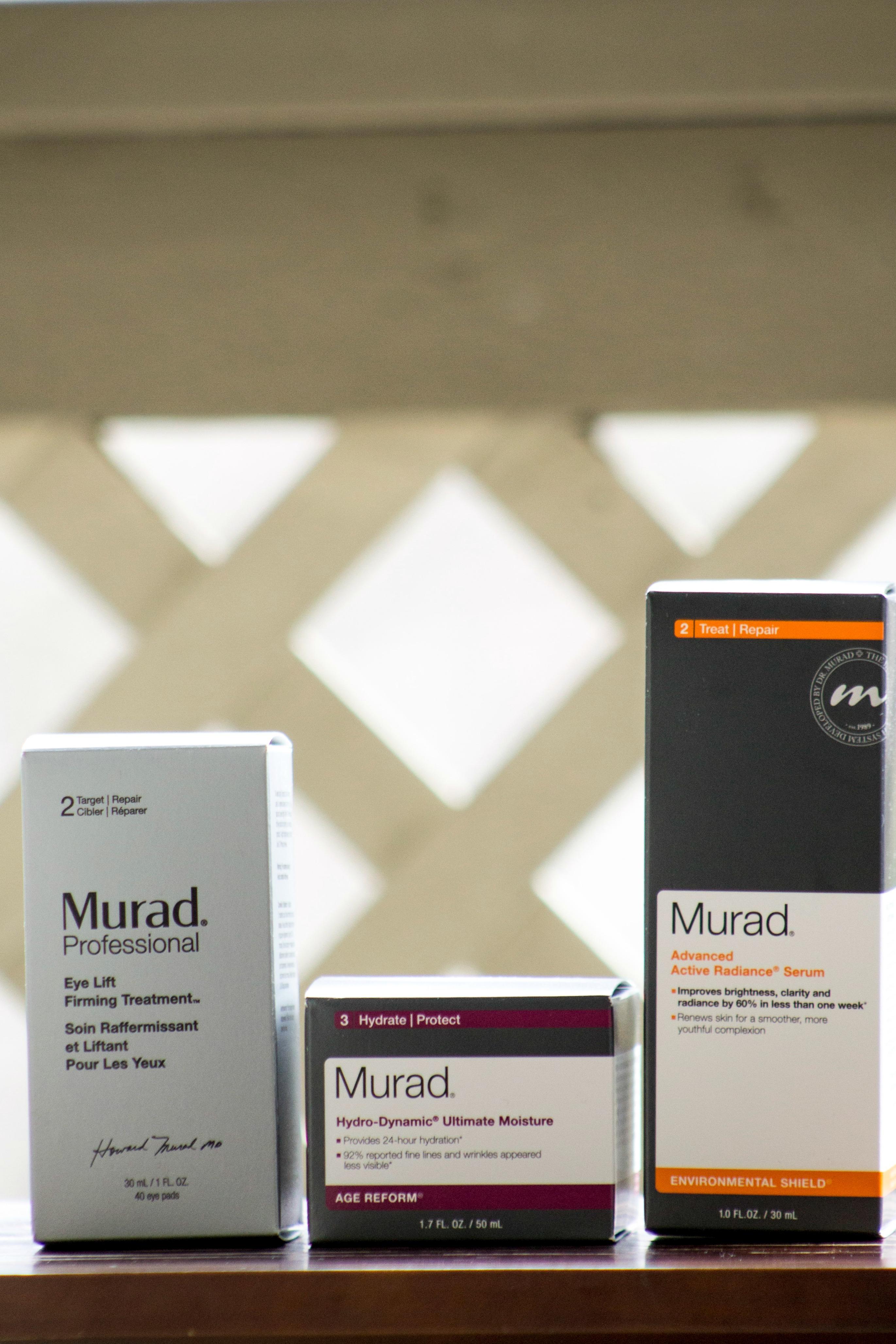 Murad Giveaway! #Murad #BetterEveryDay