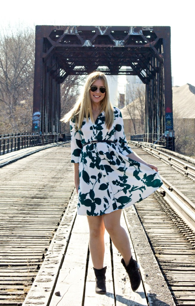 Shirt Dress Style from YesStyle