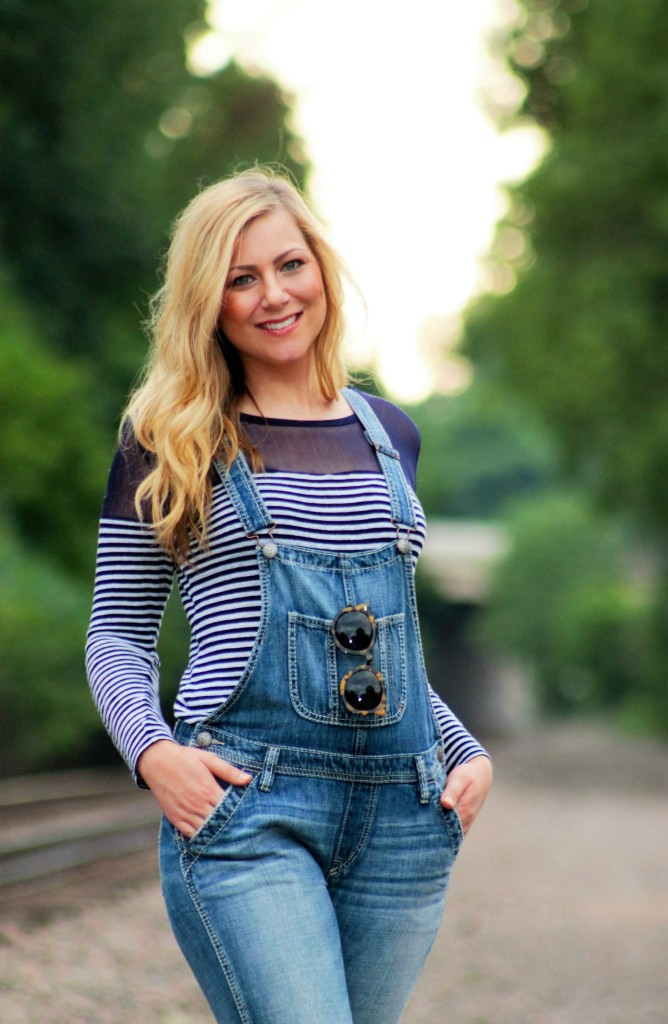Silver Jeans Co. Overalls