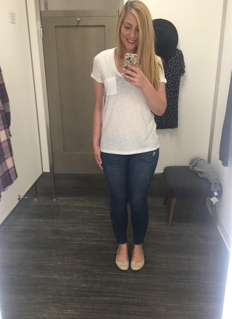 Calson White T-Shirt