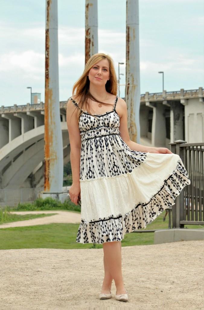 My summer style dress
