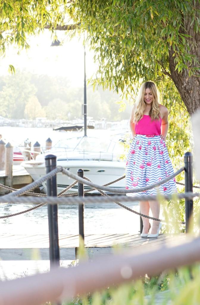 pink-tank-top-flamingo-skirt-heels-1000x1523