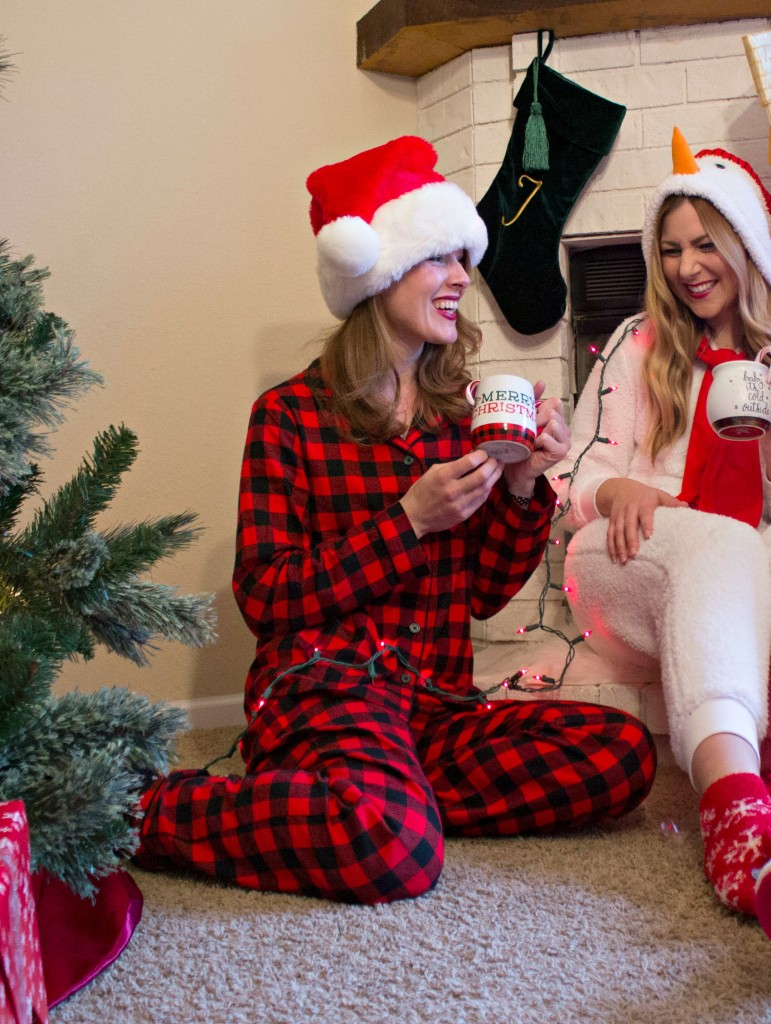 What To Wear To A Christmas Pajama Party