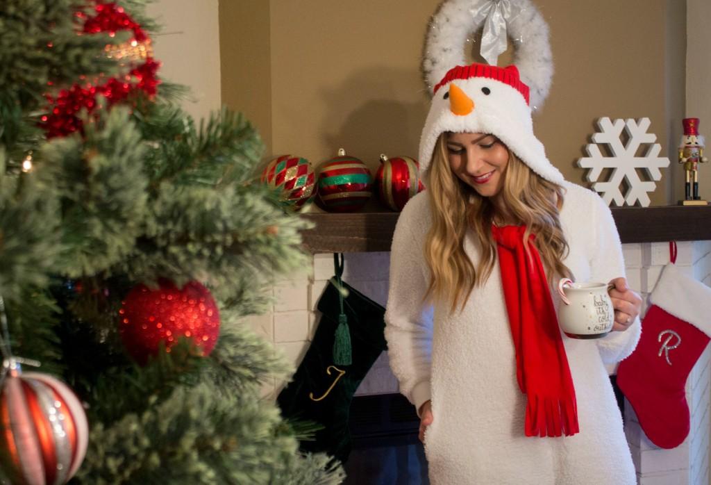 snowman-onesie-pajamas-from-target