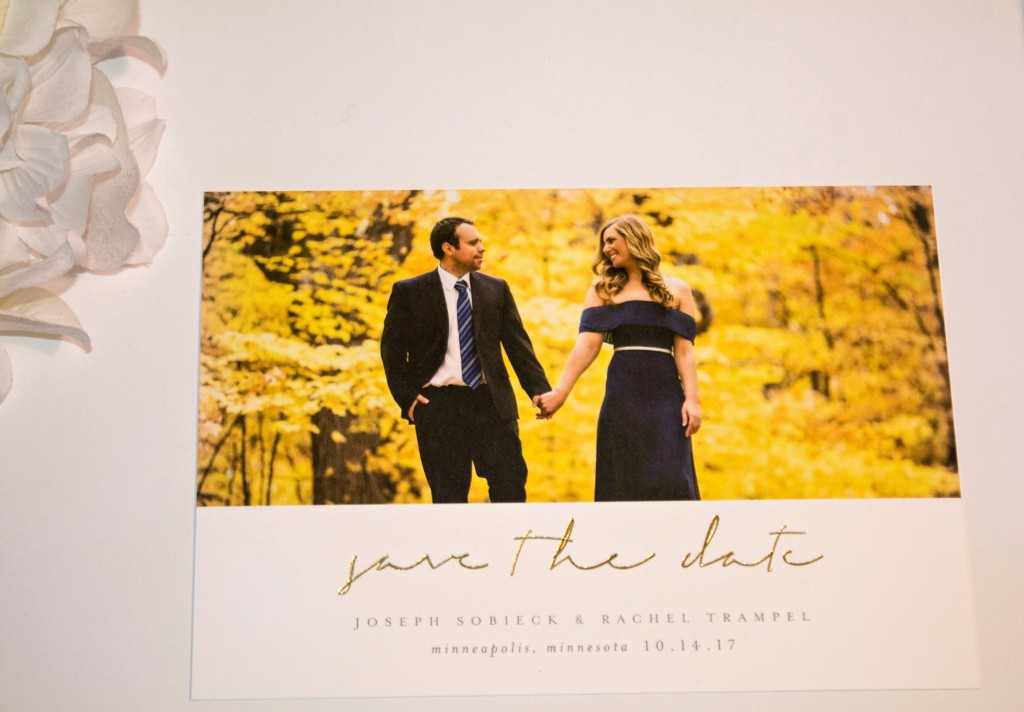 Save the Date - Joseph Sobieck and Rachel Trampel