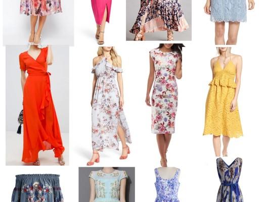 Spring Dresses