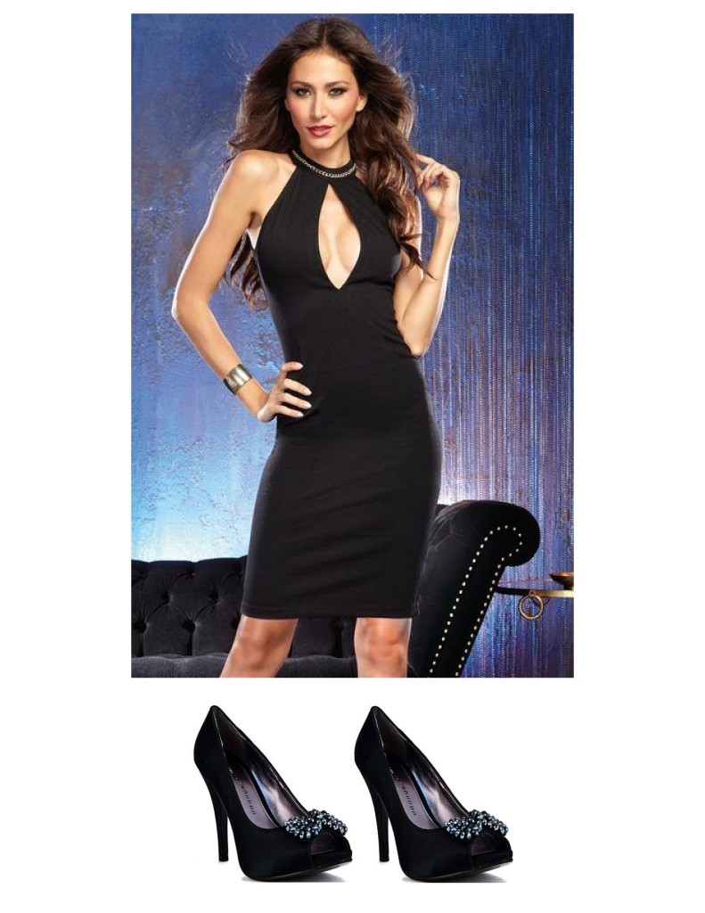 Black Dress - Bachelorette Party