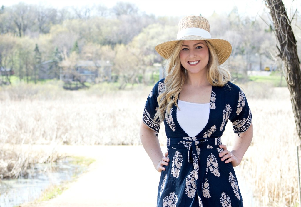 Spring Style - Panama Hat