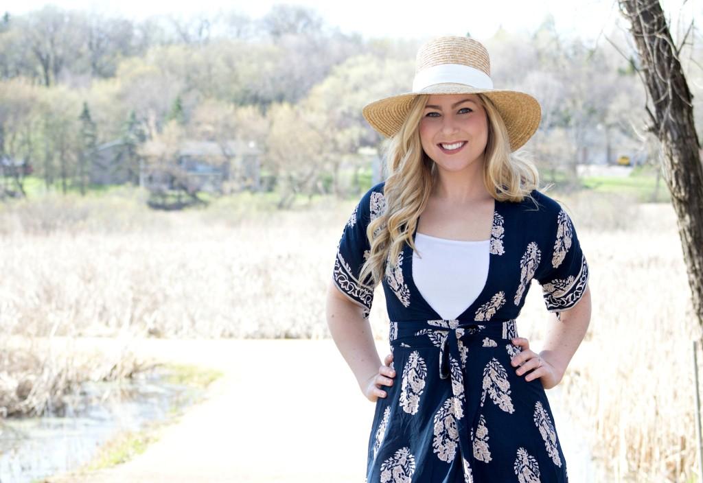 Spring Style - Panama Hat