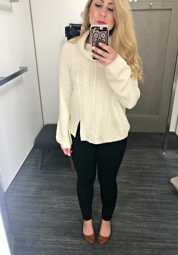 Cowl Neck Sweater Caslon Nordstrom Anniversary Sale