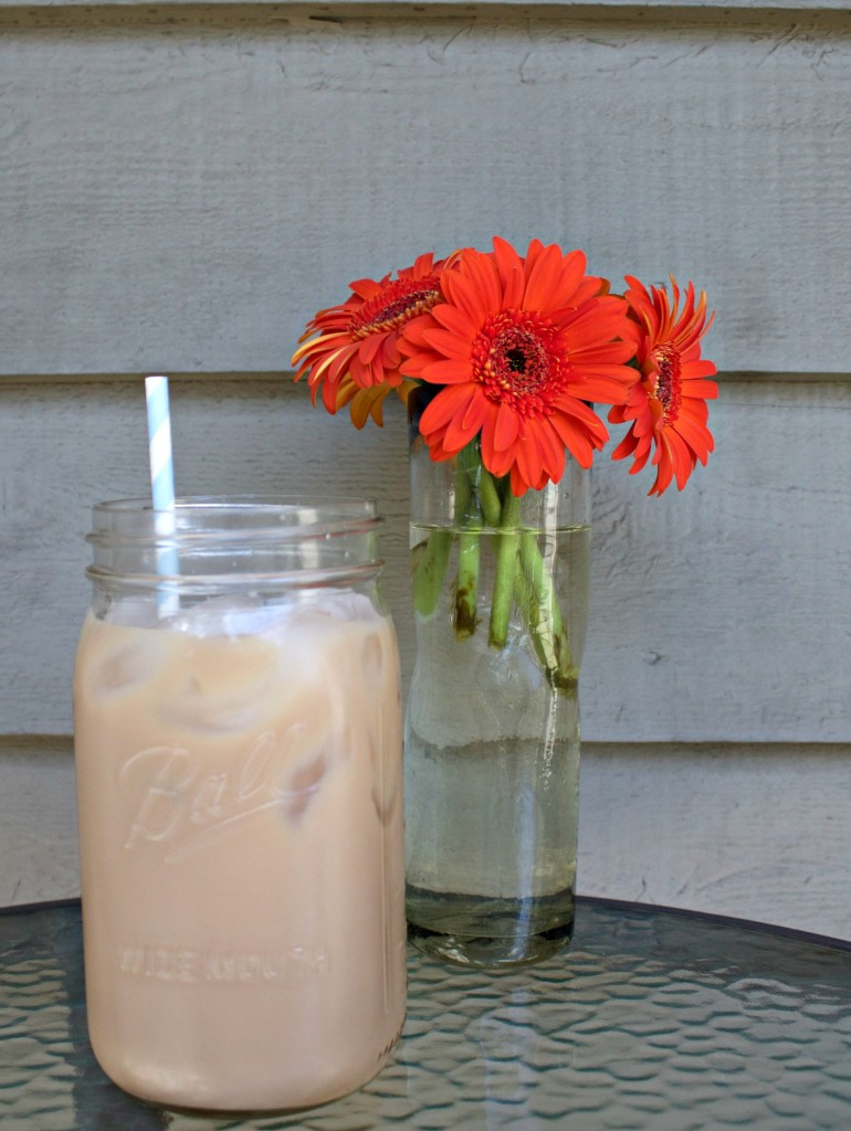 Iced Chai Tea