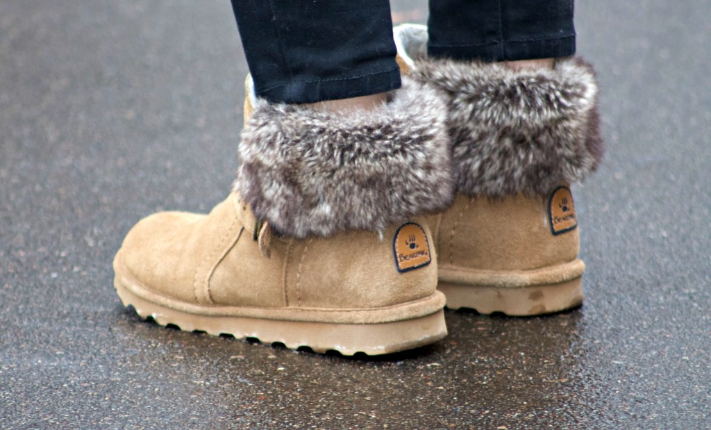 winter booties